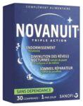 Acheter Novanuit Triple Action Comprimés B/30 à Gujan-Mestras